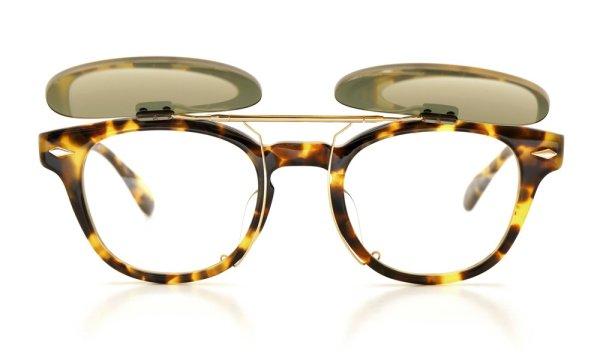 画像3: MAISON KITSUNE × OLIVER PEOPLES クリップオン付きメガネセット