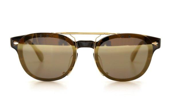 画像2: MAISON KITSUNE × OLIVER PEOPLES クリップオン付きメガネセット