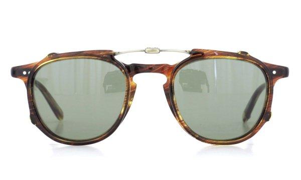 画像3: GLCO ギャレットライト メガネ+クリップオンサングラス セット