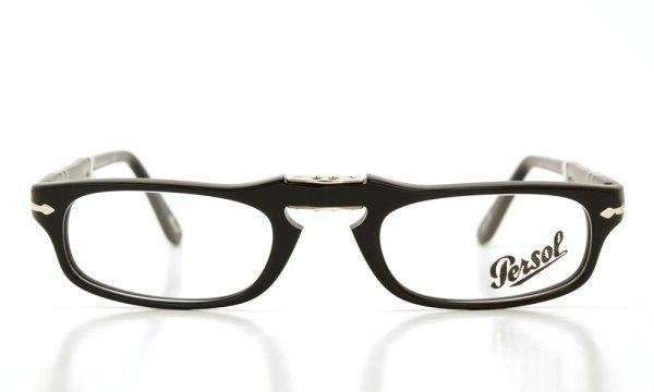 画像2: Persol ペルソール 折り畳みメガネ