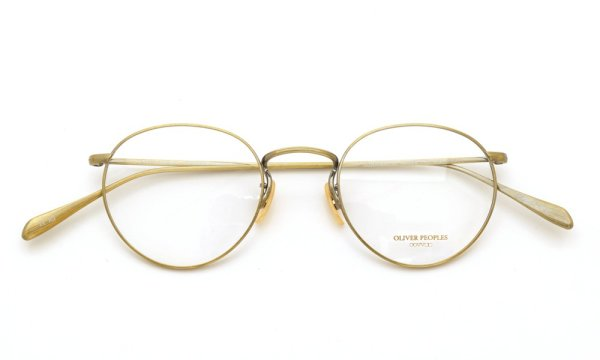 OLIVER PEOPLES archive Gallaway Antique-Gold