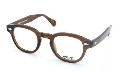 MOSCOT LEMTOSH 44 BROWN