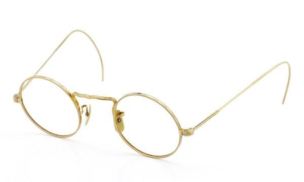 画像2: American Optical アメリカンオプティカル vintage ヴィンテージ GFメガネ