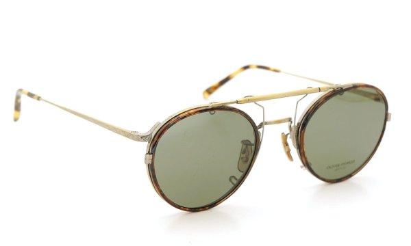 画像1: OLIVER PEOPLES オリバーピープルズ メガネ+クリップオンサングラス