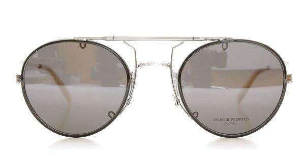 画像3: OLIVER PEOPLES オリバーピープルズ メガネ+クリップオンサングラス