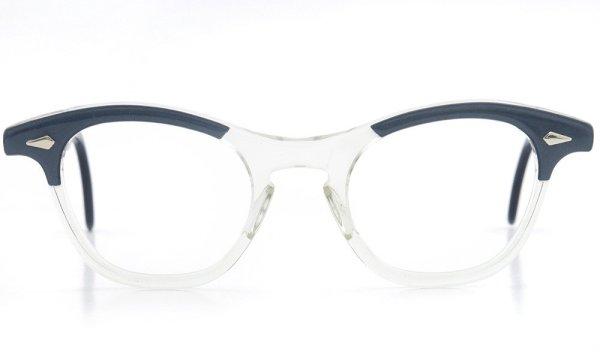 画像1: TART Optical 1950年代 タートオプティカル ヴィンテージメガネ