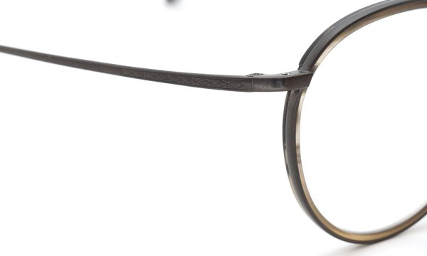 CLAYTON FRANKLIN (クレイトンフランクリン) 2015年春夏 新色 メガネ 606 MBR/MHB 5