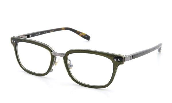 JAPONISM (ジャポニスム) sense collection(センスコレクション) メガネ JS-109 COL.04 khaki 1
