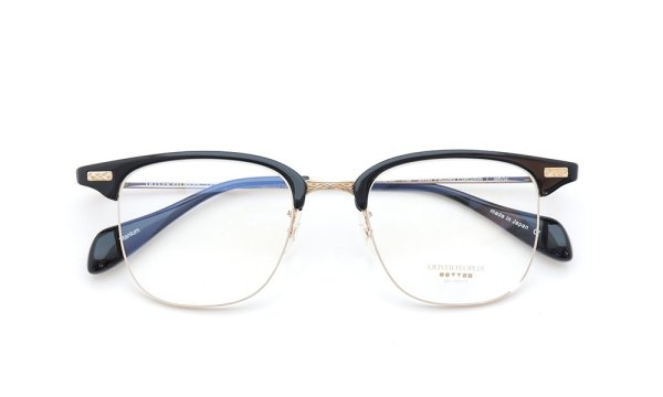 OLIVER PEOPLES オリバーピープルズ THE EXECUTIVE SERIES メガネ EXECUTIVE1 BK/G [LIMITED EDITION]