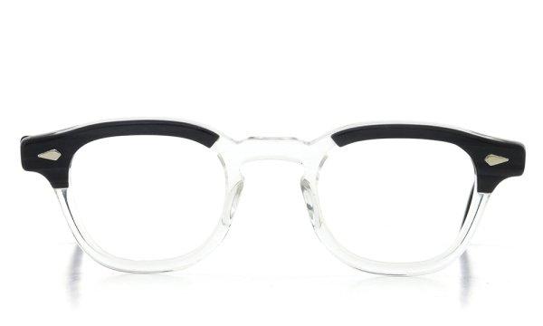 TART Optical vintage タートオプティカル ヴィンテージ メガネ ARNEL アーネル BLACKWOOD CB-CLEAR 44-24 1