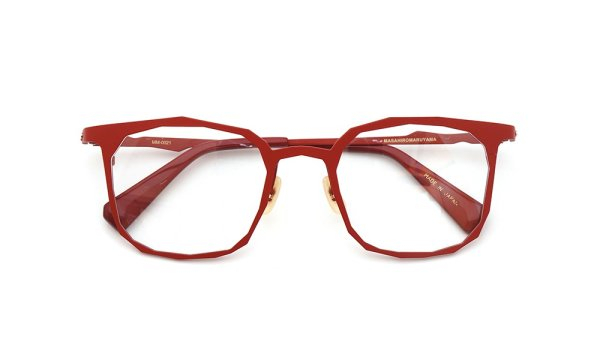MASAHIROMARUYAMA MM-0021 col.4 RED (straight) 4