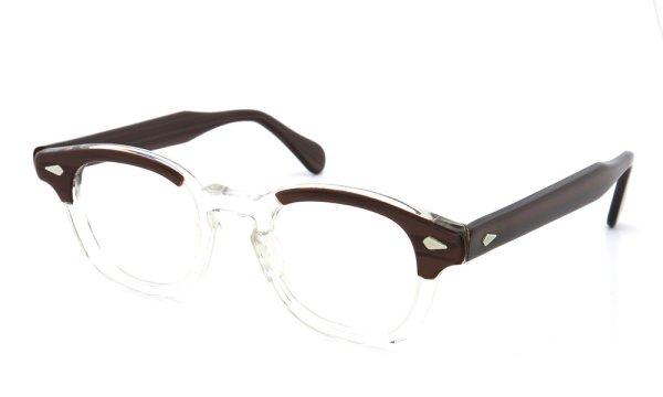 TART Optical vintage ARNEL REDWOOD CB-CLEAR 44-22 04