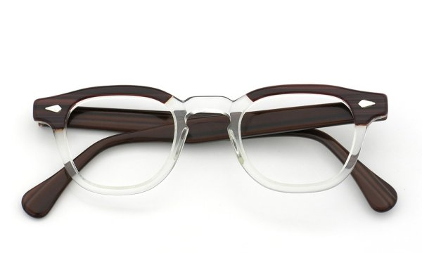 TART Optical vintage 通販 ARNEL アーネル REDWOOD CB-CLEAR 44-24