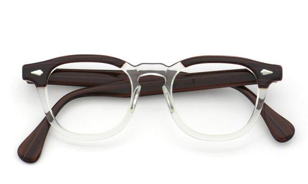 TART Optical vintage ARNEL REDWOOD CB-CLEAR 46-20 02