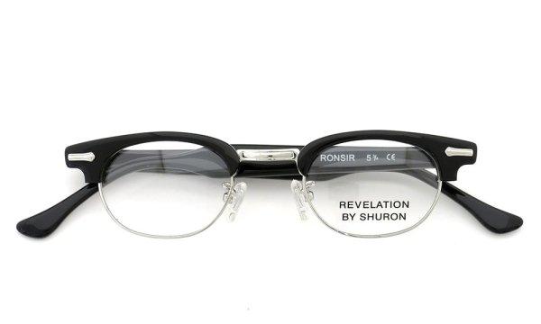 REVELATION レヴェレーション Black/Silver 44-22