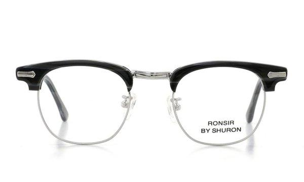 RONSIR ロンサー ZYL Black Briar/Silver 46-22