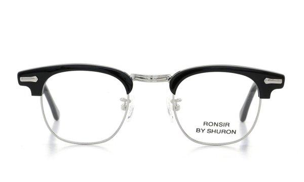 シュウロン RONSIR ロンサー ZYL Black/Silver 44-22