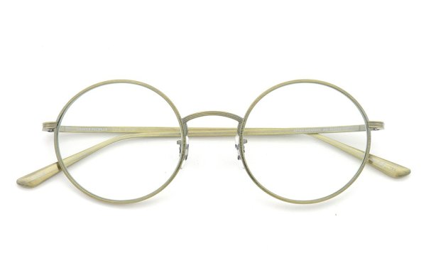 OLIVER PEOPLES × THE ROW メガネ AFTER MIDNIGHT col.AG 49size