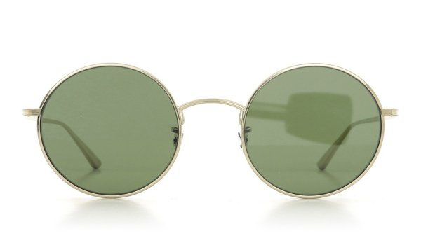 OLIVER PEOPLES × THE ROW サングラス AFTER MIDNIGHT col.BG 49size