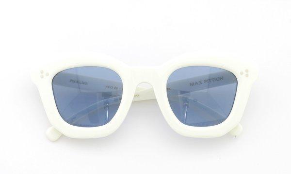 MAX PITTION マックス・ピティオン サングラス Politician ポリティシャン 49size Bn. Lense.B31-Blue