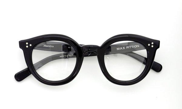 MAX PITTION Maestro マエストロ 46size Bla. 4