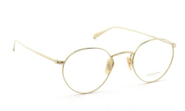OLIVER PEOPLES メガネ Gallaway ギャラウェイ TITANIUM Gold