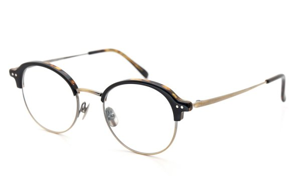 YELLOWS PLUS メガネ STEVIE スティーヴィー C238 black havana/at.gold