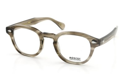MOSCOT LEMTOSH 46 BROWN ASH