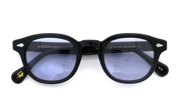 MOSCOT LEMTOSH Col.BLACK 46 PU