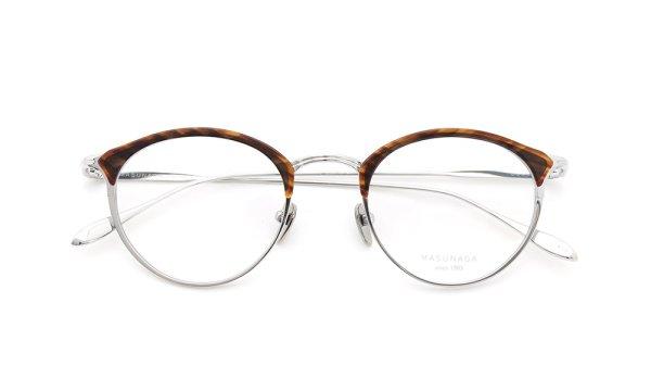 MASUNAGA since 1905 COCO #15 BL-BR/Silver