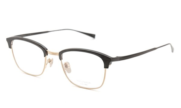 MASUNAGA since 1905 VAN ALEN #39 BLACK/GOLD