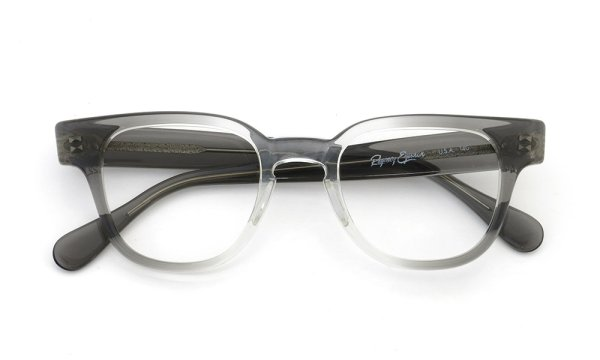 Regency Eyewear BRYAN GREY-AND-CLEAR FADE 44-22 [1]