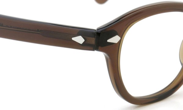 MOSCOT LEMTOSH Col.BROWN 46size