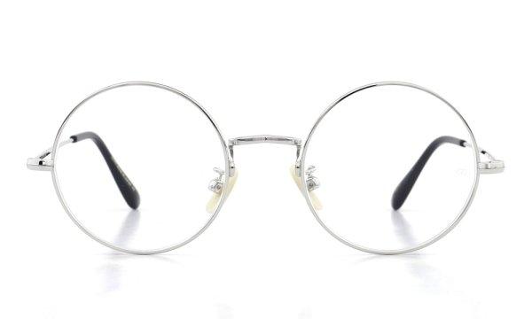 オリバーゴールドスミス メガネ PINNER 48size Silver