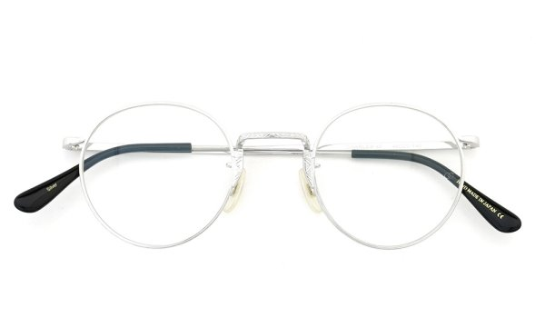 Oliver Goldsmith メガネ CHARLES 45size Silver