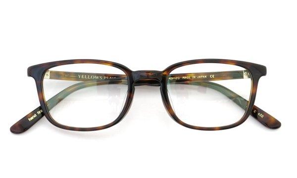 YELLOWS PLUS メガネ MAX C432 european demi