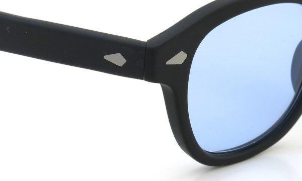 MOSCOT ORIGINALS (モスコット) サングラスカスタム LEMTOSH レムトッシュ Col.MATTE BLACK 46size Light-Blue-Lense