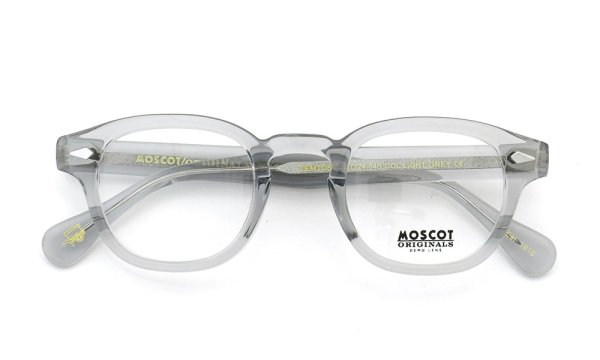 MOSCOT LEMTOSH LIGHT GREY 44size