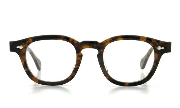 JULIUS TART OPTICAL 通販 AR-44 PL-001C TORTOISE