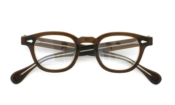 JULIUS TART OPTICAL AR-42-22 PL-009D BROWN-CRYSTAL