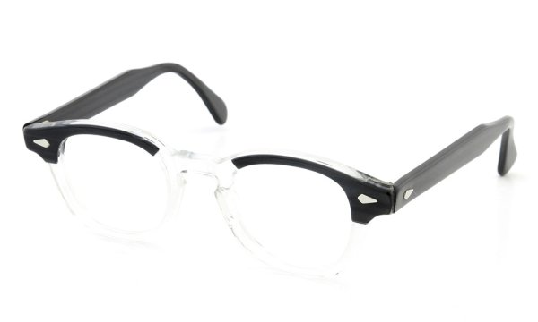 TART Optical ヴィンテージ メガネ ARNEL アーネル BLACKWOOD CB-CLEAR 44-22