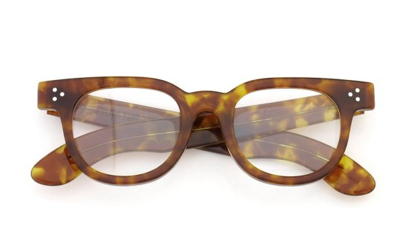 JULIUS TART OPTICAL 通販 FDR-48 PL-006F LIGHT TORTOISE