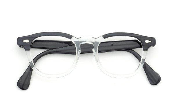 TART Optical 通販 ARNEL BLACKWOOD CB-CLEAR 46-20