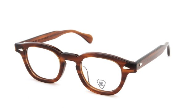 JULIUS TART OPTICAL 通販 ARNEL復刻 AR-42 AMBER