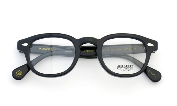 MOSCOT LEMTOSH NAVY 44 JPN LTD