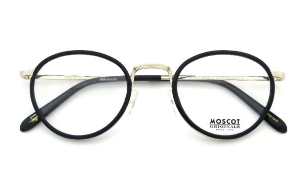 MOSCOT BUPKES BLACK/GOLD