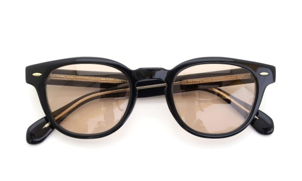 OLIVER PEOPLES Sheldrake BKG ライトブラウン