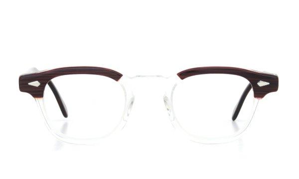 TART Optical vintage 通販 ARNEL アーネル REDWOOD CB-CLEAR 44-24