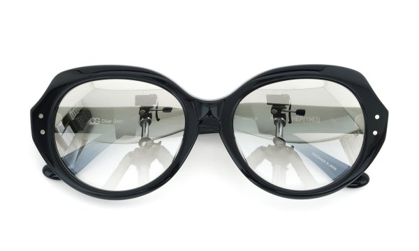 Oliver Goldsmith × ART COMES FIRST HEP 1963 Nero