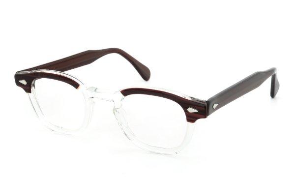 TART Optical vintage ARNEL REDWOOD CB-CLEAR 44-24 v7